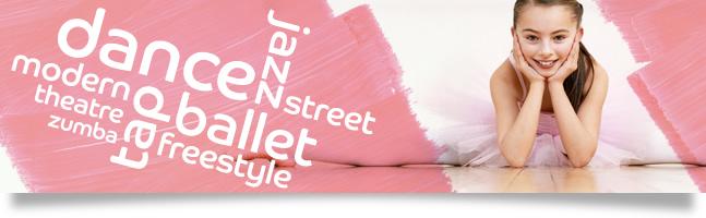 dance jazz street modern tap ballet